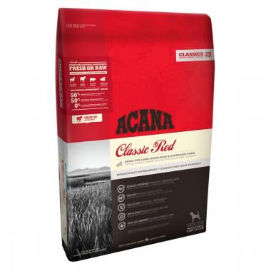 Acana Classics Red Сухой корм для собак всех пород и возрастов