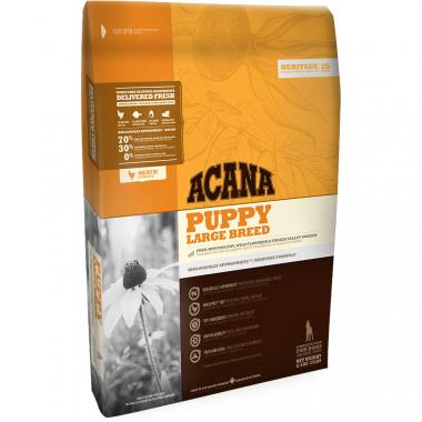 Acana Puppy Large Breed Сухой корм для щенков крупных пород