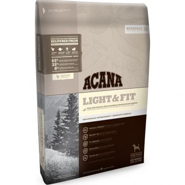 Acana Light & Fit Cухой корм для взрослых собак с избыточным весом