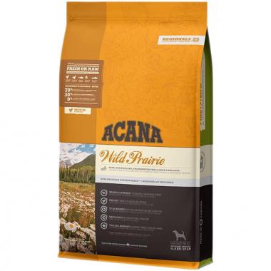 Acana Wild Prairie Dog Сухой корм холистик для взрослых собак и щенков всех пород и возрастов