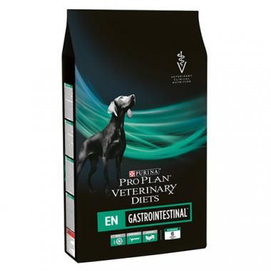 Purina Veterinary Diets EN Gastroenteric Canine Formula лечебный сухой корм для взрослых собак c заболеваниями желудочно-кишечного тракта